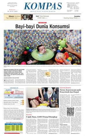 Download Epaper Kompas Minggu 10 Juli 2011